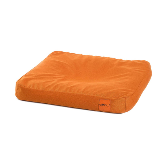 FURST - Cushion high-end cork for big dog of orange color