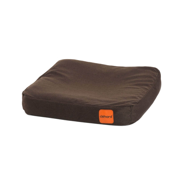FURST - Cushion high-end cork for medium dog of brown color