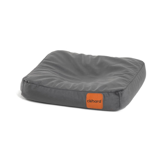 FURST - Cushion high-end cork for small dog gray taupe