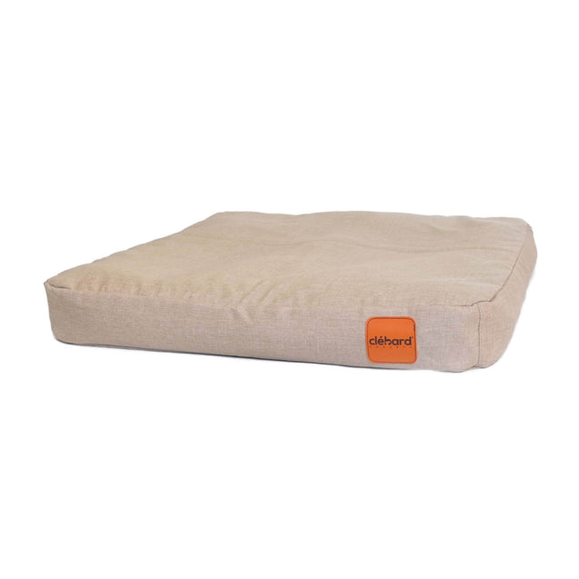 FURST - Cushion high-end cork for large dog champagne color
