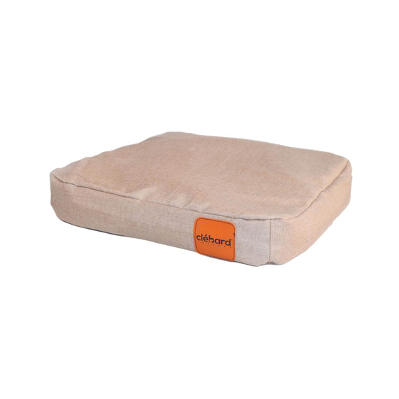 FURST - Cushion high-end cork for small dog champagne color