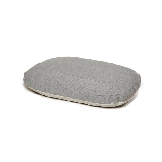 FURST - High-end cushion for small dog of gray color