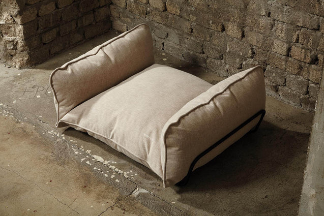 FURST - High-end sofa for little dog in beige color