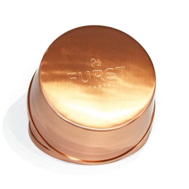 FURST - High-end pure copper bowl for small and medium dogs