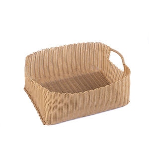 ALMA HOME BASKET GOLD L