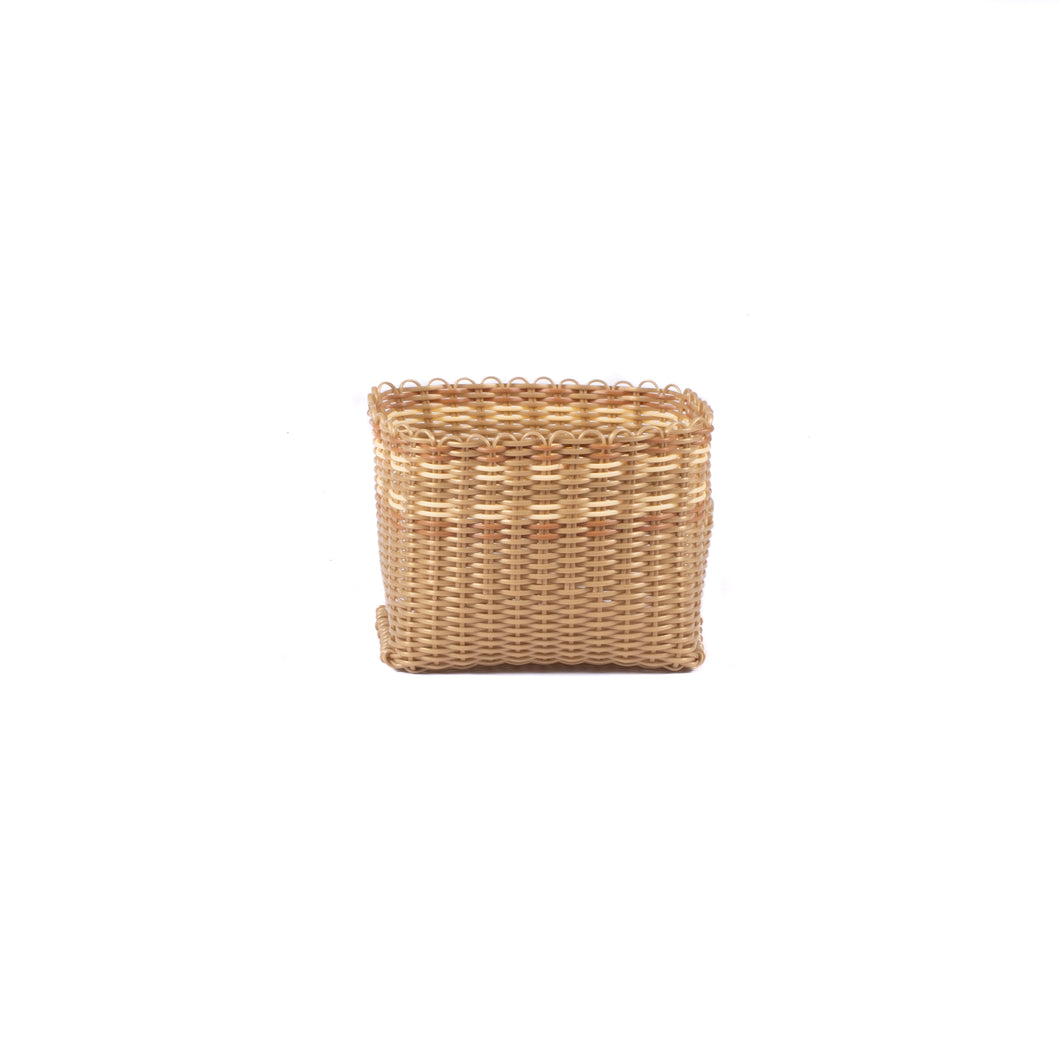 ALMA HOME BASKET GOLD LINES XS