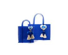 Load image into Gallery viewer, OTOMI TOTE BLUE