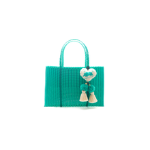 Load image into Gallery viewer, OTOMI TOTE AQUA
