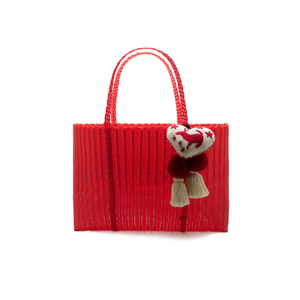 OTOMI TOTE RED