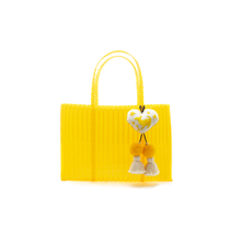 Load image into Gallery viewer, OTOMI TOTE YELLOW