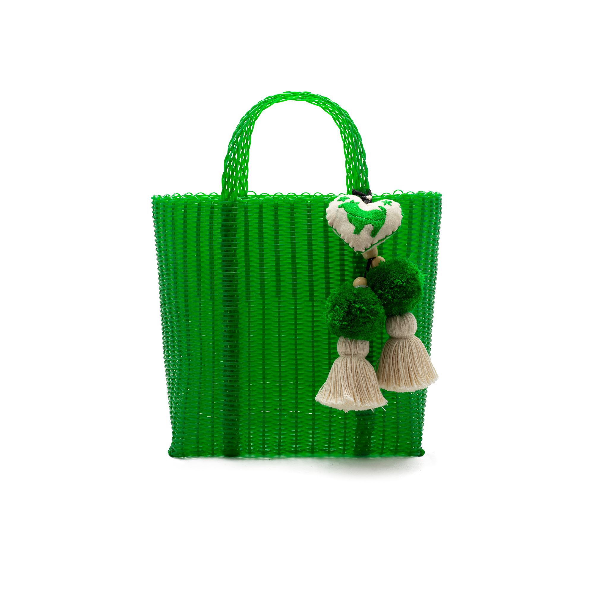 OTOMI TOTE GREEN