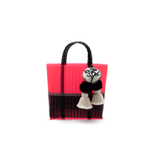 Load image into Gallery viewer, NEON REEF TOTE CORAL