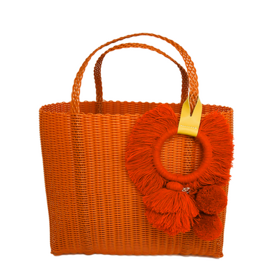 TONATI TOTE ORANGE