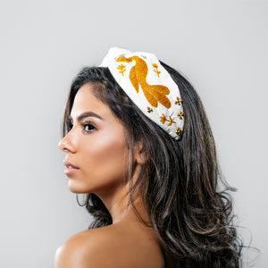 OTOMI HEADBAND GOLD