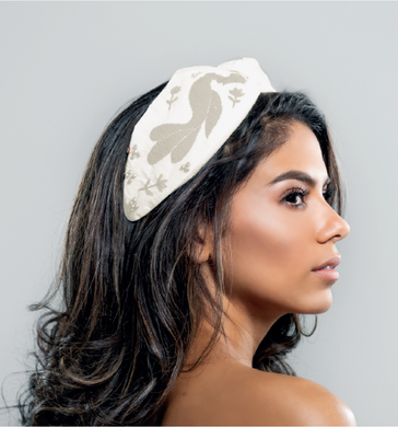 OTOMI HEADBAND NATURAL