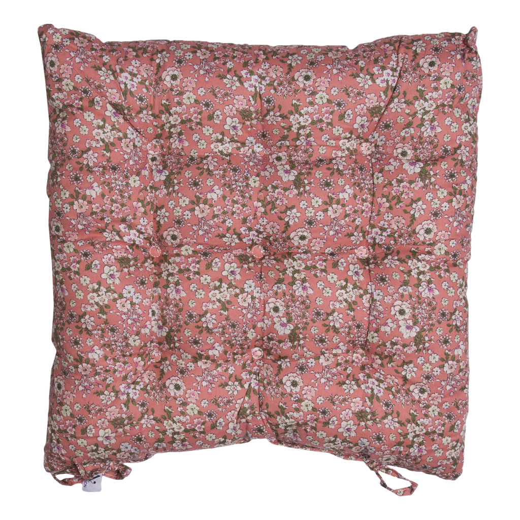 Au Maison Box Hynde, Ethnic Canyon Rose 40x40