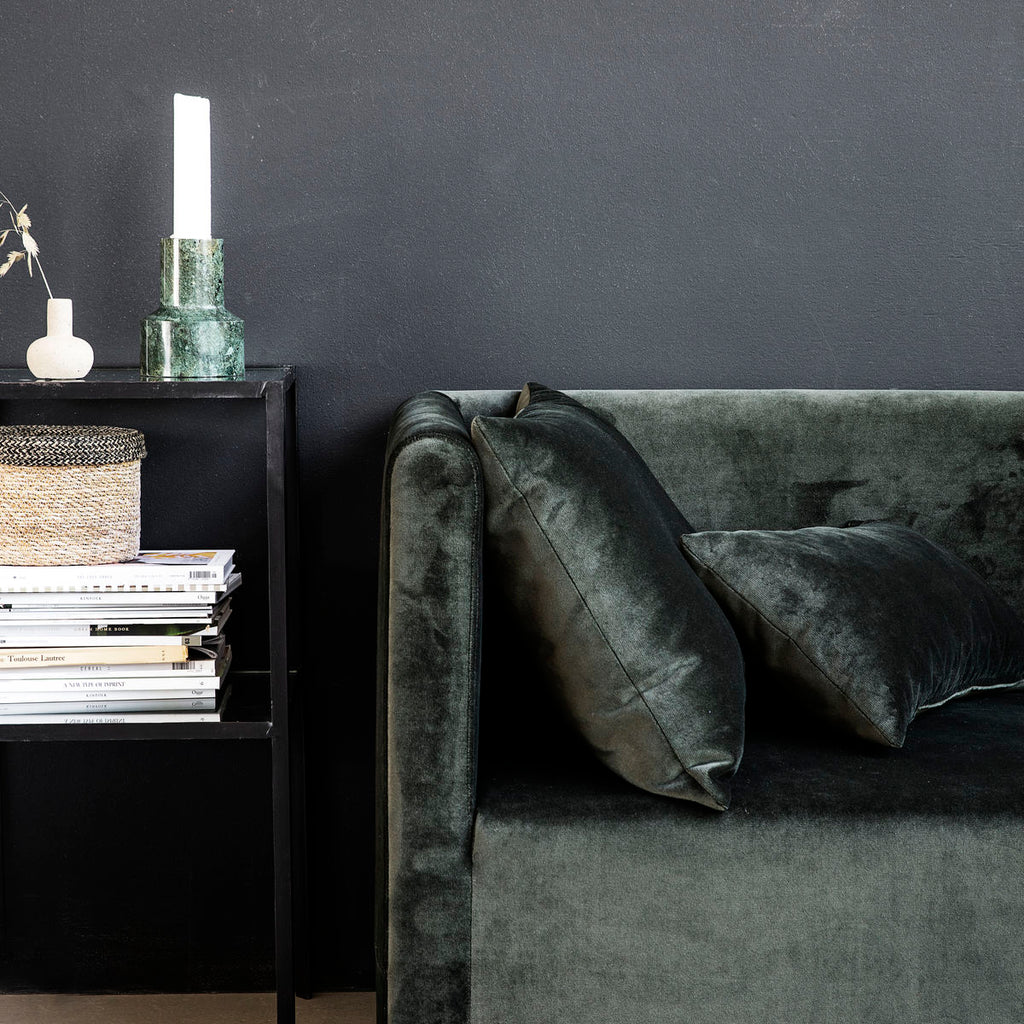 House Doctor Sofa Modul i Grøn Velour