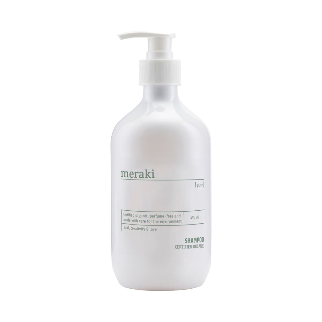 Meraki Pure Shampoo, 490 ML