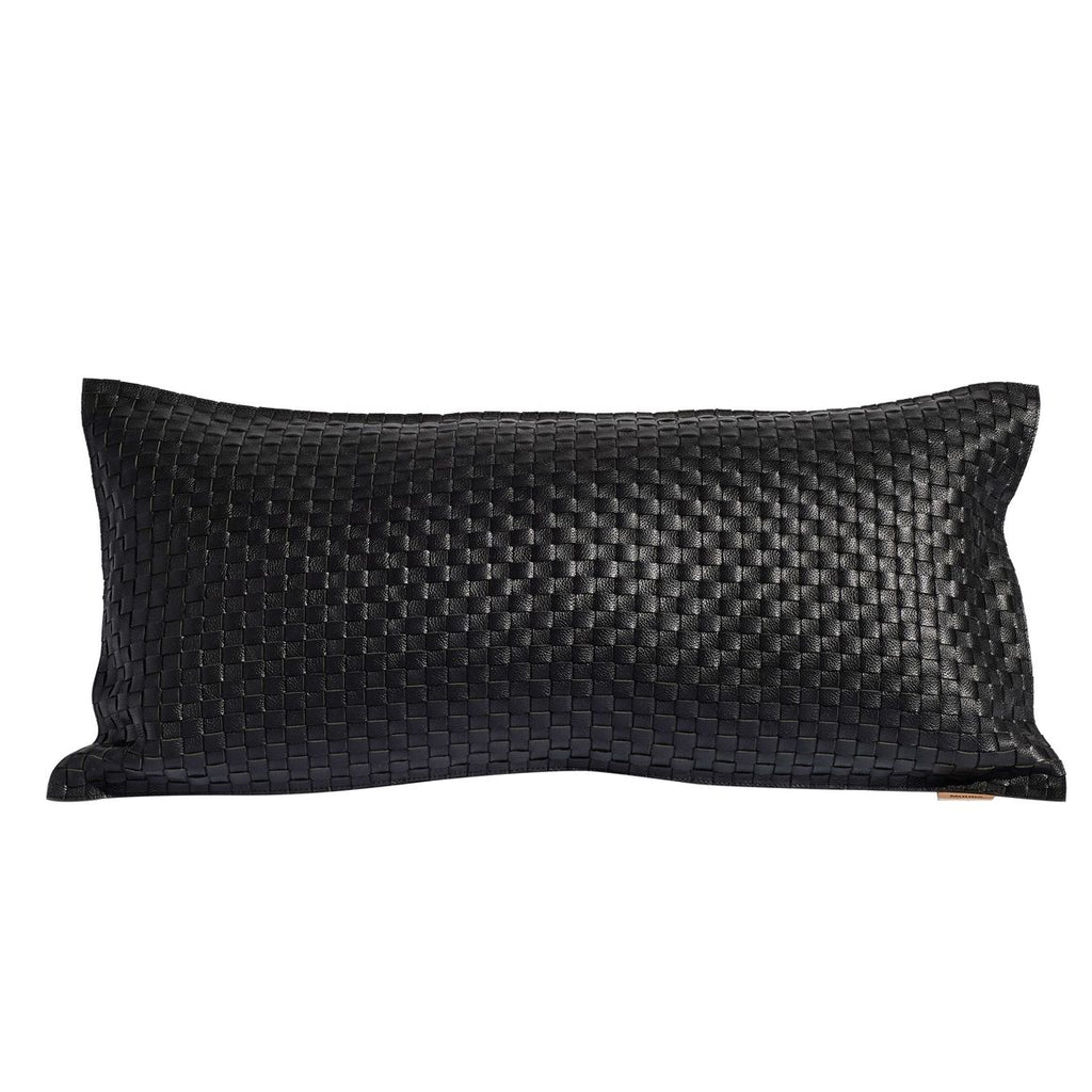 Muubs Pude, Black Knitted - www.interiorflirt.dk