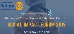 Spair Pair Just Announced as '1-For-1 Partner' for Social Impact Forum 2019 (Woohoo!)