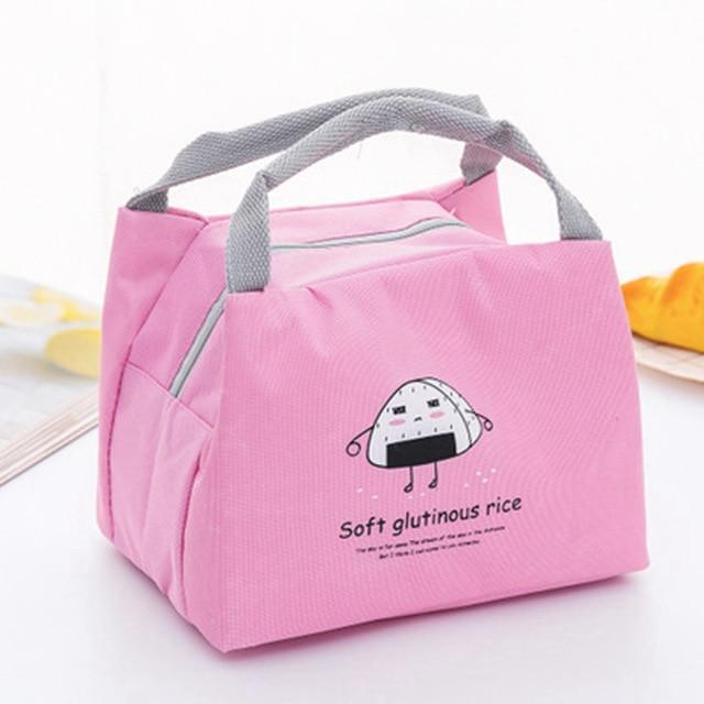 So Kawaii Shop 13 Kawaii Insulated Zipper Lunch Bag 23026031-13