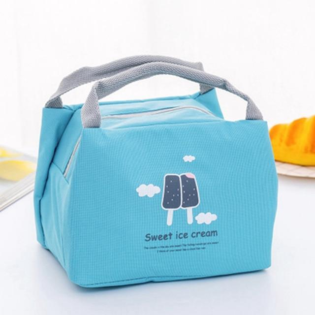 So Kawaii Shop 14 Kawaii Insulated Zipper Lunch Bag 23026031-14