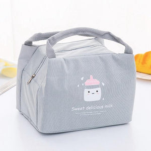 So Kawaii Shop 15 Kawaii Insulated Zipper Lunch Bag 23026031-15