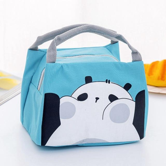 So Kawaii Shop 2 Kawaii Insulated Zipper Lunch Bag 23026031-2