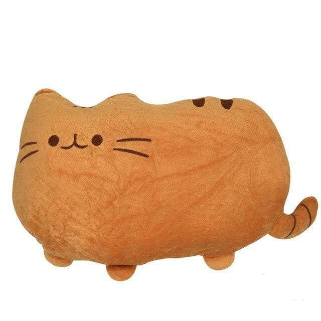 So Kawaii Shop 25cm yellow Kawaii Pusheen Plush Pillow 14262530-25cm-yellow