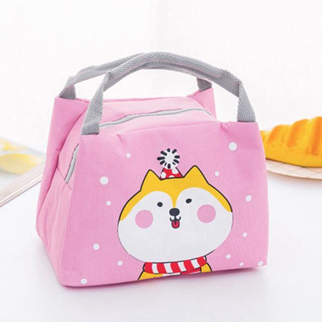 So Kawaii Shop 3 Kawaii Insulated Zipper Lunch Bag 23026031-3