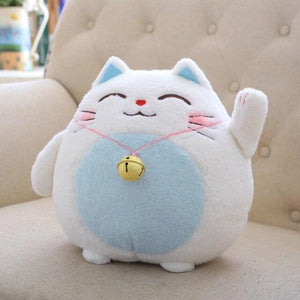 So Kawaii Shop Neko Blue Kawaii Lucky Cat or Panda Plush 9314140-3
