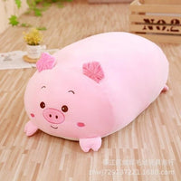 So Kawaii Shop 30cm / Piggie Kawaii Plush Animal Pillow 22235288-30cm-fenzhu