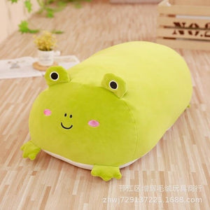 So Kawaii Shop 30cm / Froggie Kawaii Plush Animal Pillow 22235288-30cm-qingwa