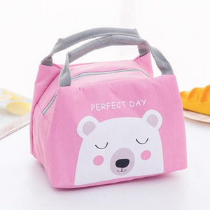 So Kawaii Shop 4 Kawaii Insulated Zipper Lunch Bag 23026031-4
