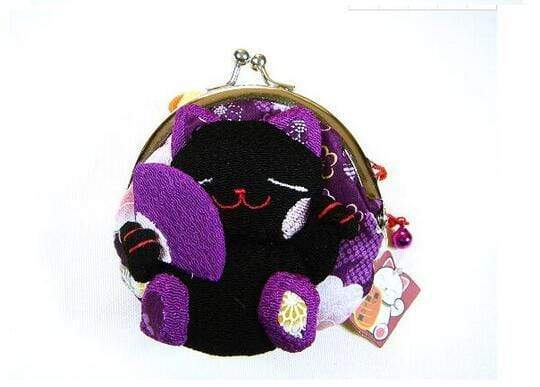 So Kawaii Shop 4 Kawaii Lucky Cat Coin Purse 17508024-4
