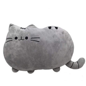 So Kawaii Shop 25cm grey Kawaii Pusheen Plush Pillow 14262530-25cm-grey