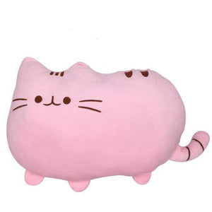 So Kawaii Shop 25cm pink Kawaii Pusheen Plush Pillow 14262530-25cm-pink