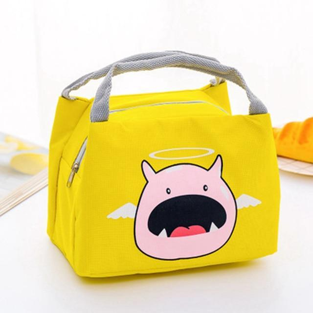 So Kawaii Shop 5 Kawaii Insulated Zipper Lunch Bag 23026031-5