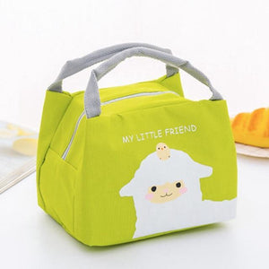 So Kawaii Shop 6 Kawaii Insulated Zipper Lunch Bag 23026031-6