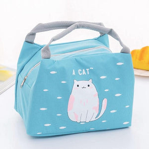 So Kawaii Shop 8 Kawaii Insulated Zipper Lunch Bag 23026031-8
