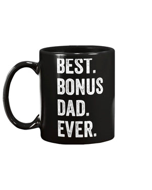 Fuel Apparel 15oz Mug / Black / 15OZ Bonus Dad Mug 01-000000-15OZ