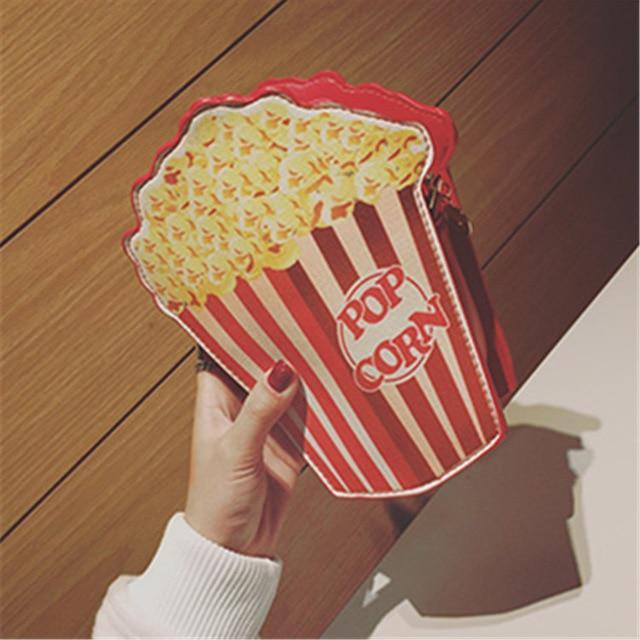 So Kawaii Shop B Kawaii Junk Food Clutch Purse 11970470-b