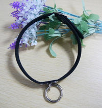 So Kawaii Shop Black Kawaii Sexy Punk Goth Choker 6979946-black