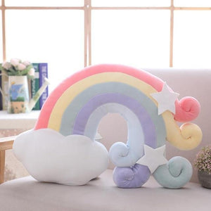 So Kawaii Shop cloud A 53x40cm Pastel Moonchild Pillows 19744073-cloud-a-53x40cm