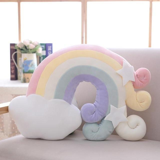 So Kawaii Shop cloud B 53x40cm Pastel Moonchild Pillows 19744073-cloud-b-53x40cm