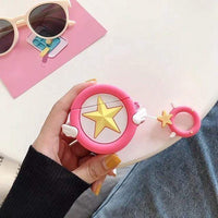 So Kawaii Shop Kawaii Sailor Moon/Luna Cat Cases For Apple Airpods