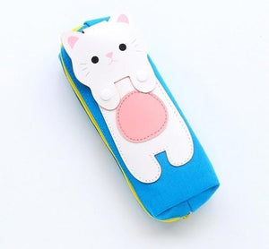 Salmon Sooty Gifts 03 Pencil Case Pencil Bag Kawaii Cats 03