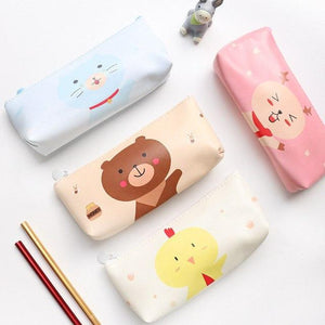 Salmon Sooty Gifts Yellow chick Newest Cute Animal Pencil Case YELLOWCHICK