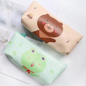 Salmon Sooty Gifts Brown bear Newest Cute Animal Pencil Case BROWNBEAR