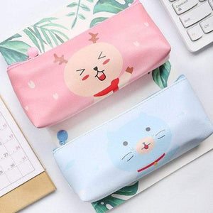 Salmon Sooty Gifts Pink reindeer Newest Cute Animal Pencil Case PINKREINDEER